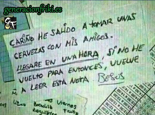 264) 28-03-14 he-salido-con-amigos-cervezas-Humor