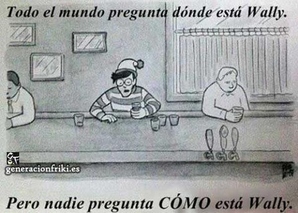 274) 31-03-14 como-esta-wally-Humor