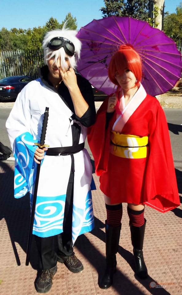 30-Japan-Weekend-2015-Gintoki-Sakata-y-Kagura-Gintama