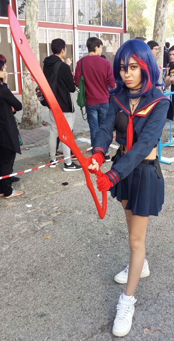 54-Japan-Weekend-2015-Ryuko-Matoi-Kill-la-Kill