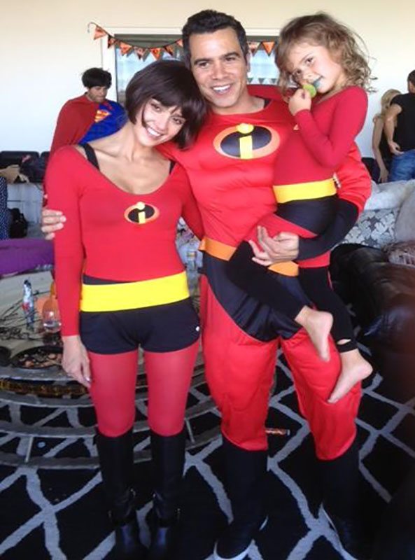 cosplay familia