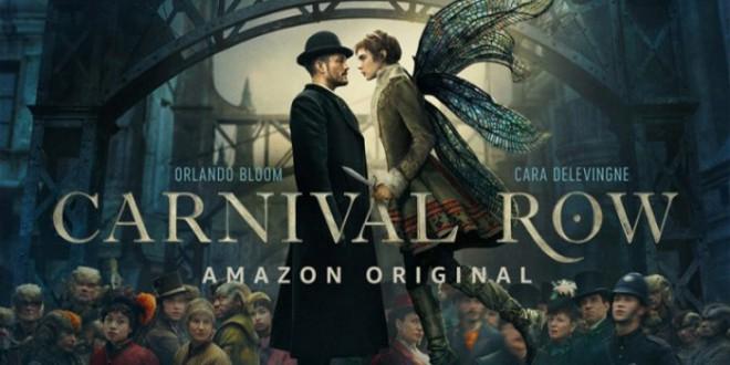 CARNIVAL ROW: una mezcla de ideas y elementos que ya conocemos.